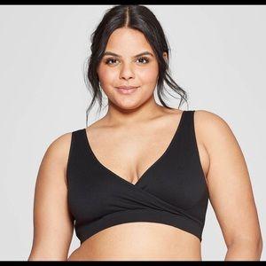 Women's nursing 2pk pullover bra